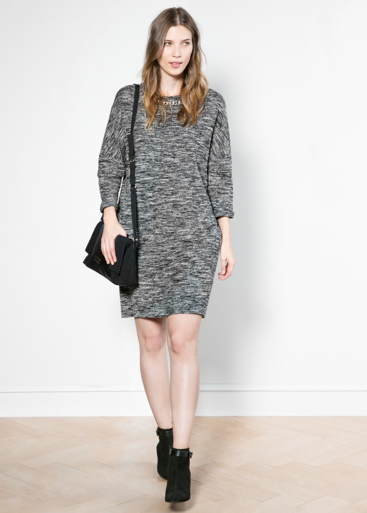 Styling Tip Of The Day : Jersey Dress
