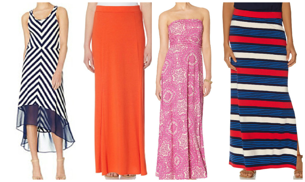 Styling Tip Of The Day: Summer Maxi Style!