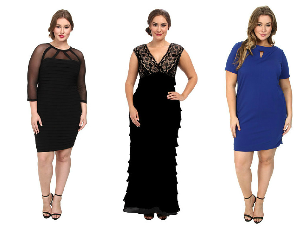 Plus Size Wedding Guest Styles!