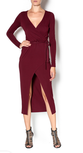 Deal Of The Day: Wrap Dress Only $24!