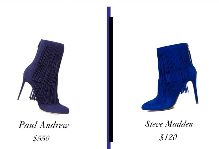 Lust Vs Must: Fringed Suede Ankle Boots!
