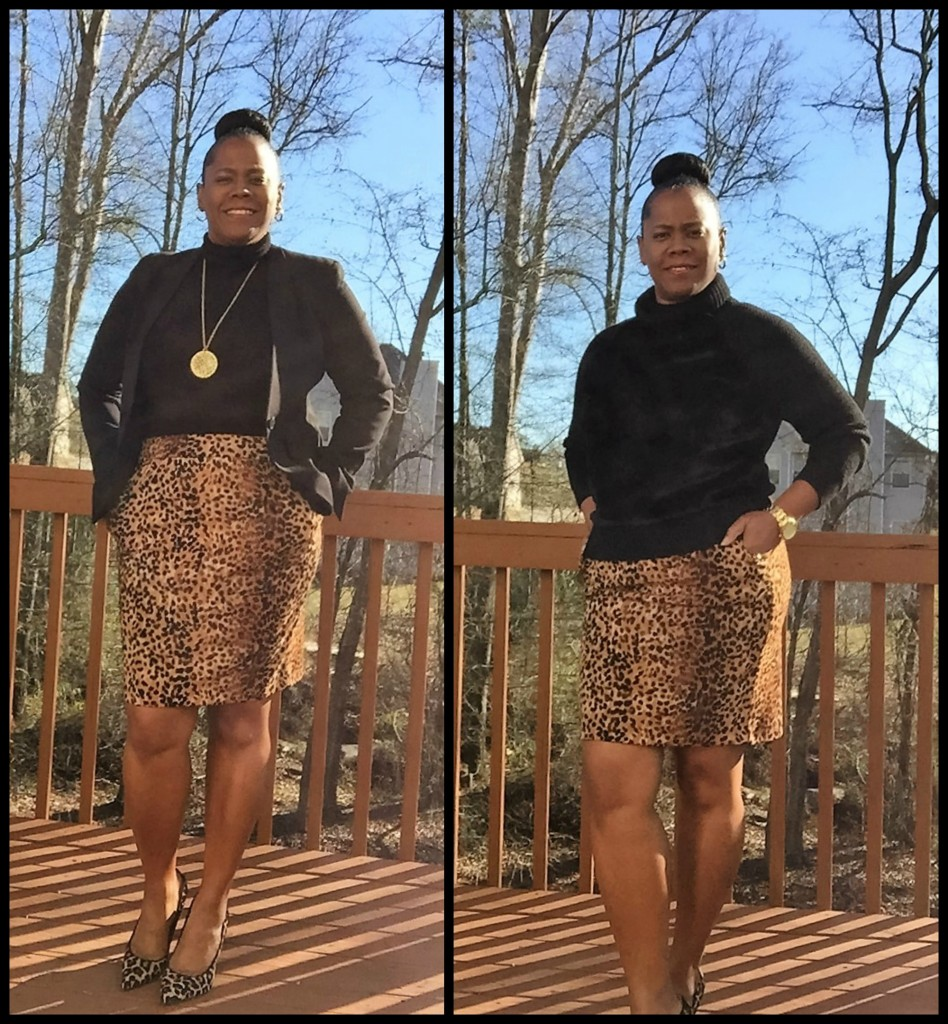 Blogger Style: The Perfect Leopard Print Pumps!