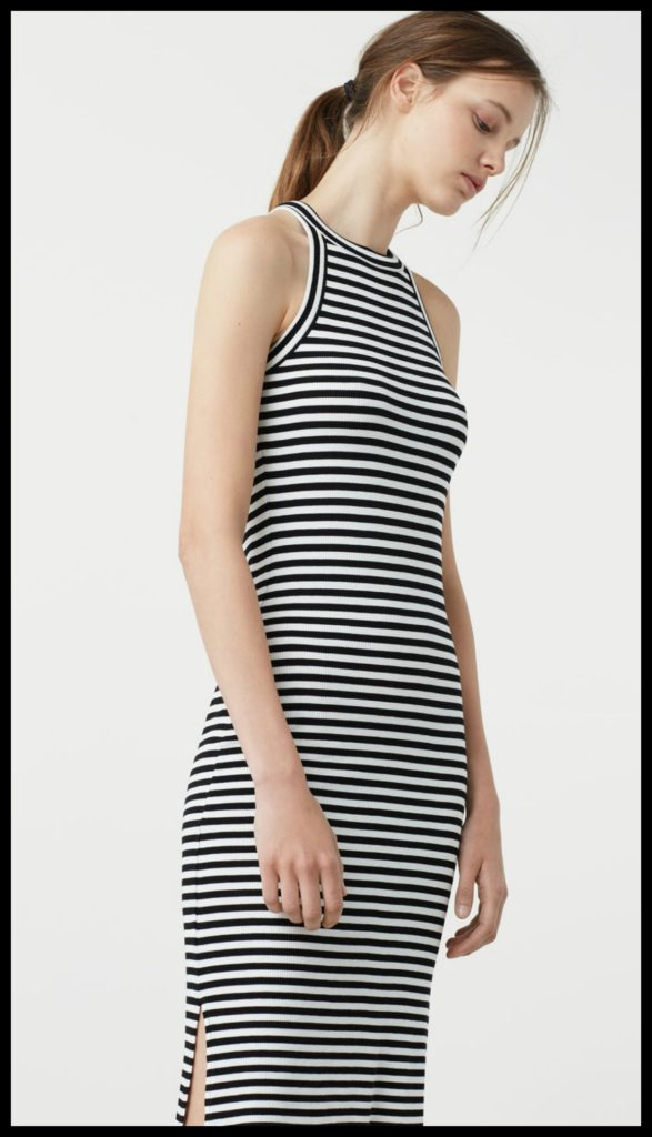 The Daily Find: Tailored ribbed dress