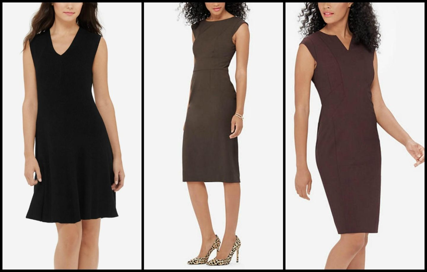 Three Dress Styles You Need For Work