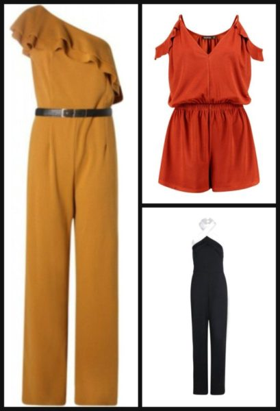 Chic Jumpsuits & Playsuits Under $25!