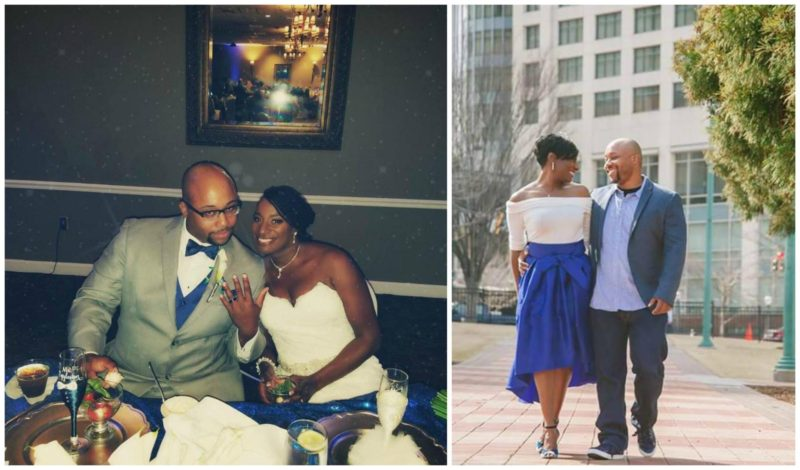 Darnell & Kiki make a beautiful couple. The photo on your right is from there engagement photo shoot. I styled Kiki for this shoot! Her top is from H&M. The skirt and shoes are from eBay!