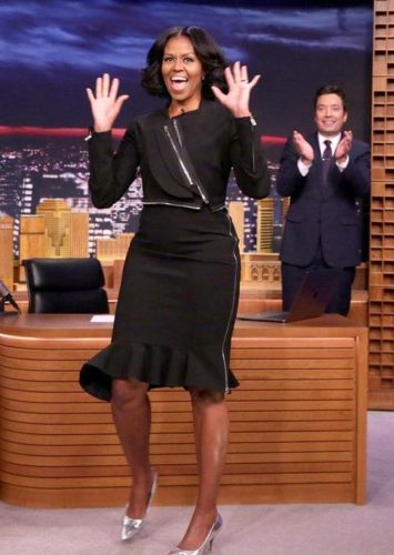 Michelle Obama A Fashionable First Lady