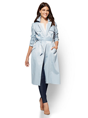 The Daily Find: Belted Trench Coat