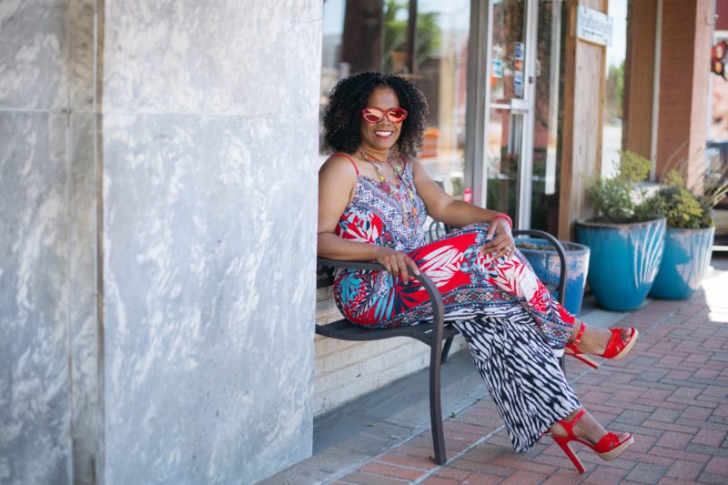 Blogger Style: A Summer Jumpsuit!