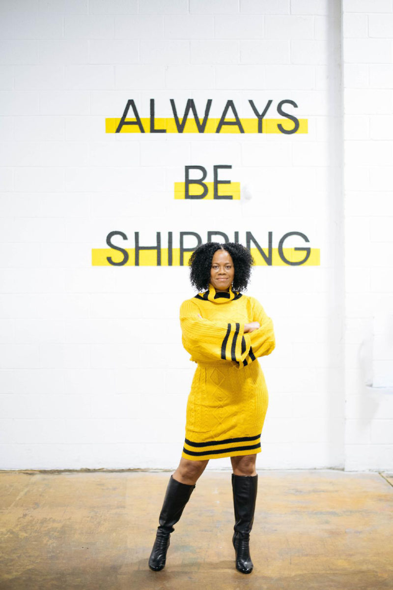 Bloggers Style: Always Be Shipping!