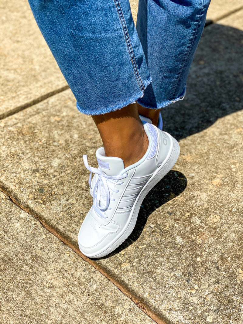 Why White Sneakers?