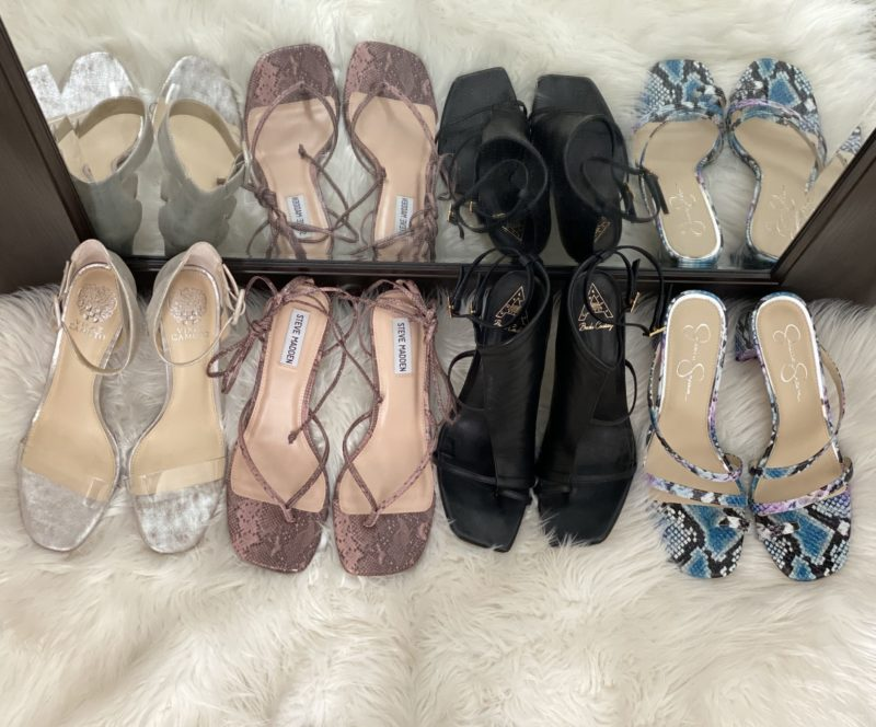 Summer Sandal Haul 2020!