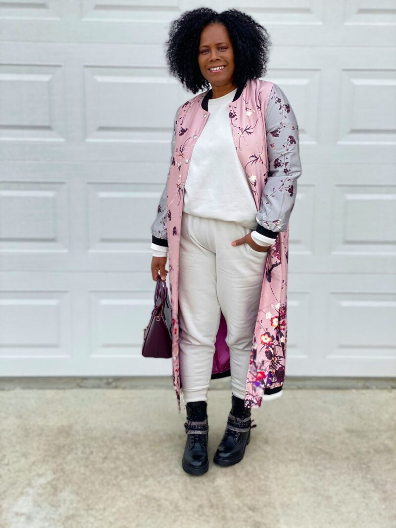 How To Style Your Sweatsuit